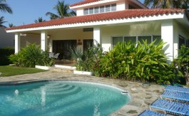 Villa-Rental-Cabarete-Pool